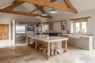 Modern Rustic Kitchen by Modern Rustic Kitchen By Artichoke