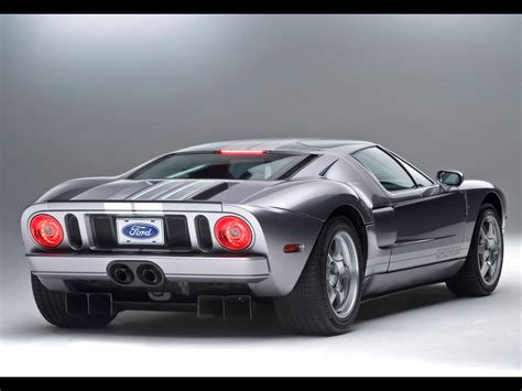 2006 Ford Tungsten GT Limited Edition   Rear Angle   1600x1200 Wallpaper