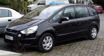 Ford Max File Ford S Max Schwarz Jpg Simple