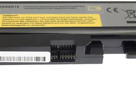 Baterai Laptop Lenovo Ideapad Y460 Y560 V560 B560 B560g Ori green cell 174 laptop akku l09l6d16 f 252 r ibm lenovo b560 v560