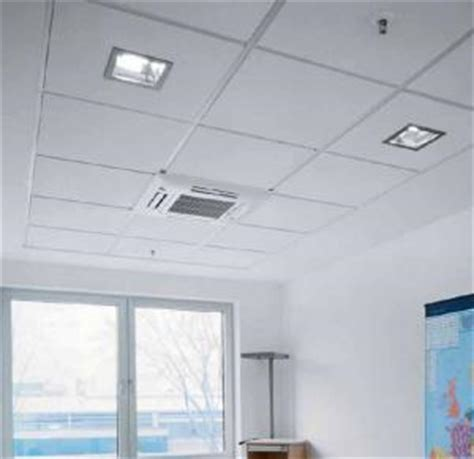 faux plafond acoustique en dalles min 233 ral faux
