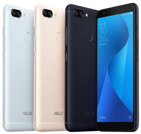 asus zenfone max plus m1 with 5 7 inch fhd display