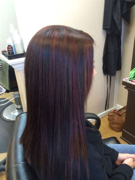 chromasilk over brown hair 1000 ideas about highlights for dark hair on pinterest