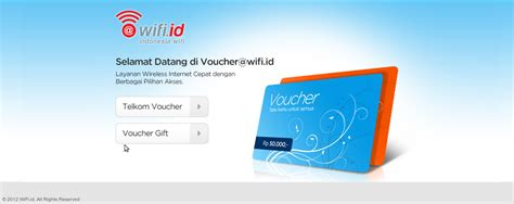 Voucher Wifi the world in your macam macam konek wifi id
