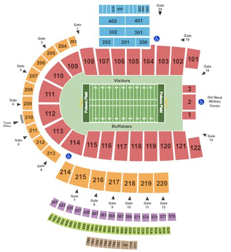 section 3 football schedule folsom field tickets boulder co folsom field events