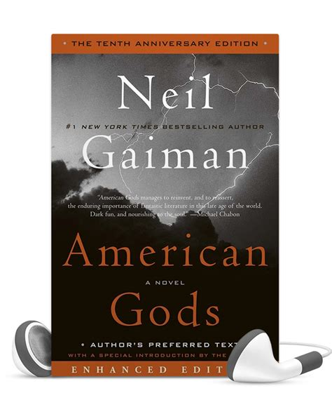 Pdf American Gods The Tenth Anniversary Edition by Libro Fm American Gods The Tenth Anniversary Edition