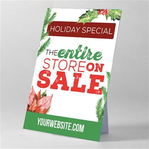 The Counter Gift Card - counter card printing