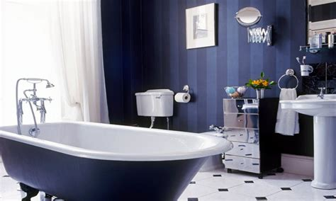 navy and white bathroom ideas navy blue and white bathroom ideas
