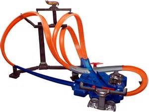 Wheels Track Mattel Wheels Track Motorized Race