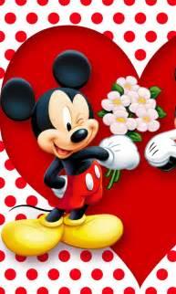 Mickey and minnie mouse papel de parede para celular para 768x1280