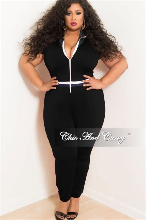 738 Jss New Jumpsuit jumpsuits chic and curvy