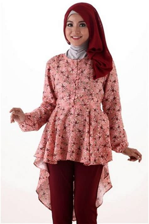 Koko Gaul Masa Kini 20 model baju anak muda trend masa kini 11 model baju batik