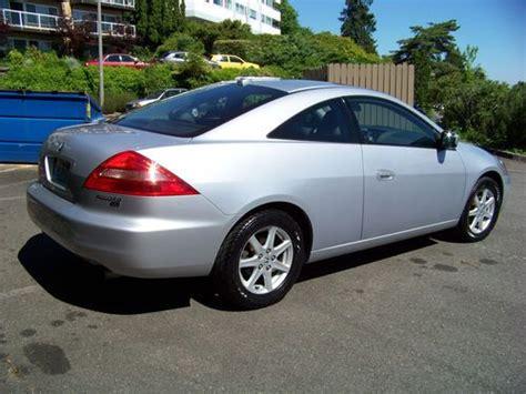 honda accord 2004 radio buy used 2004 honda accord coupe ex l v6 navigation xm