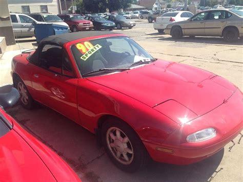 1990 mazda miata hardtop for sale 1990 mazda mx 5 miata for sale