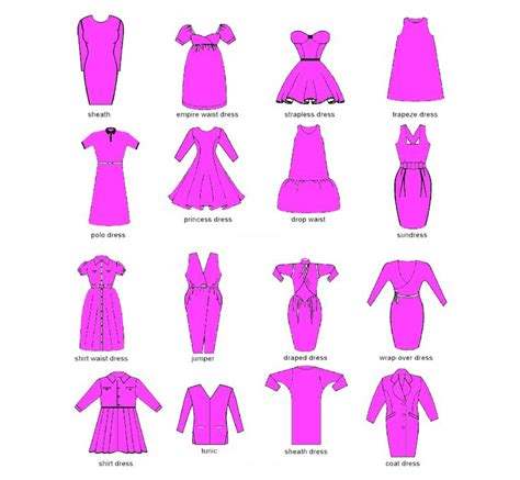 different dress types styles life is royalty the fashion alphabet d is for dress