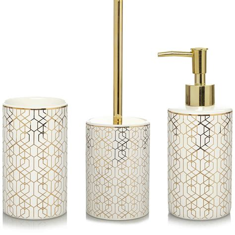 Gold Bathroom Accessories Gold Bathroom Accessories Uk Brightpulse Us