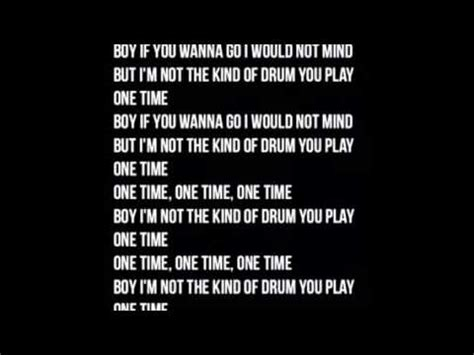 hill times marian hill one time lyrics