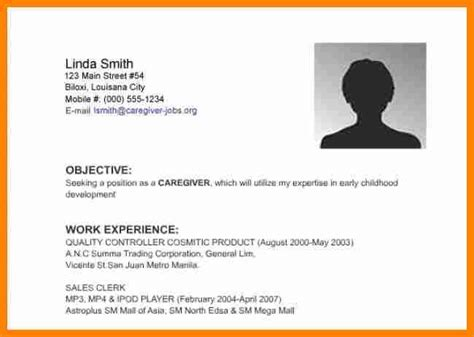 resume objective examples for any job cover letter samples