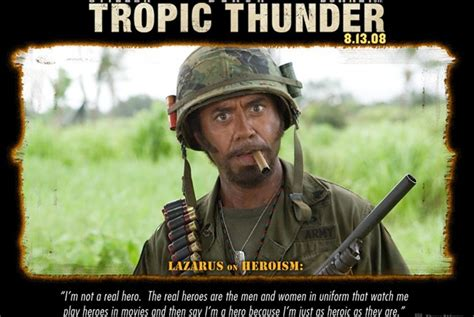 Tropic Thunder Meme - the gallery for gt robert downey jr tropic thunder meme