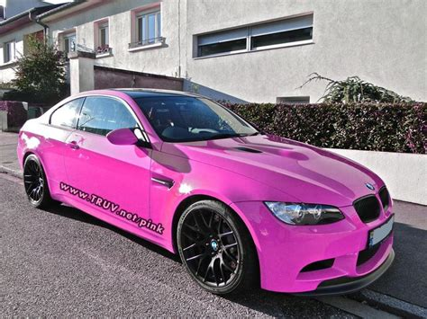 pink cars best 25 pink bmw ideas on