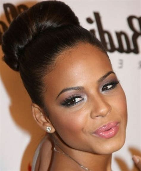 Black Hairstyles For by 15 Updo Hairstyles For Black Who Style