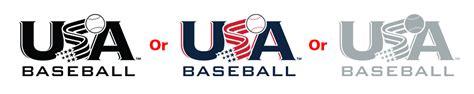 Usa Baseball Bat Sticker