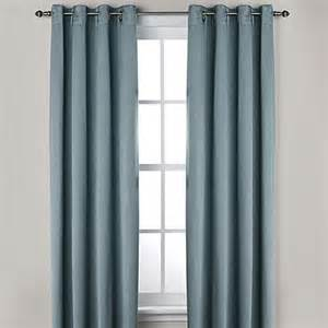 Washing Curtains With Grommets Ashton Grommet Window Curtain Panel Bed Bath Amp Beyond