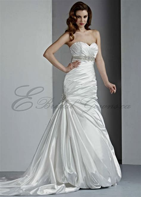 sweetheart mermaid wedding dress naf dresses
