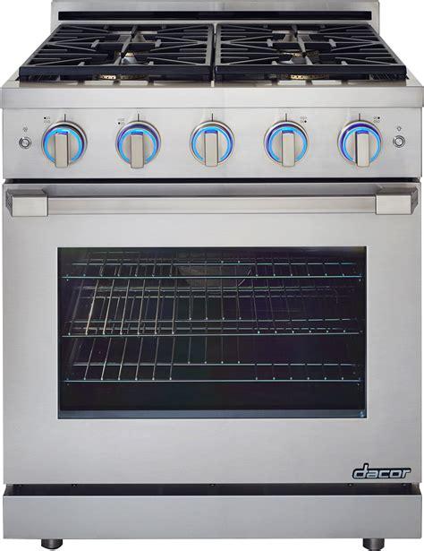 dacor renaissance cooktop dacor rnrp30gs ng h renaissance 30 quot gas range