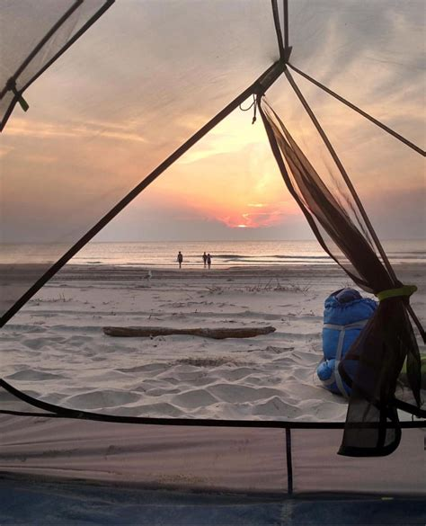 great places  camping  virginia beach