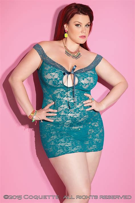 Erotic plus size clothing lingerie