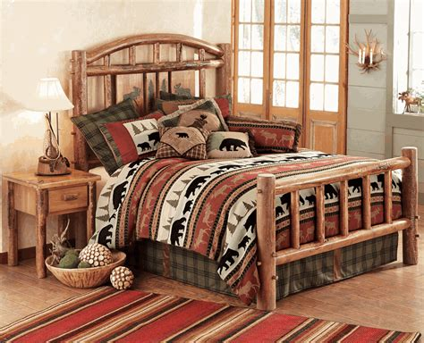 log bedroom furniture moose creek log bedroom furniture