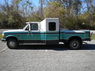 Extended Sleeper Cab by Ford F350 Xlt Extended Cab 2 Door Cars For Sale
