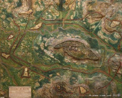 siege d alesia mus 233 e de la civilisation romaine