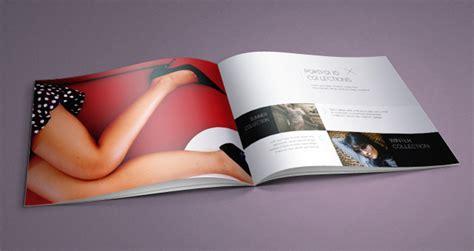 Fashion Catalog Template Catalog Templates Pixeden Clothing Catalog Template Free