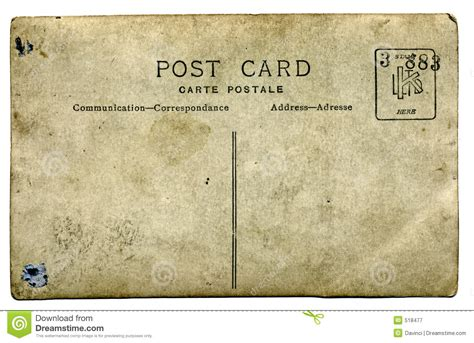 Who Sent The Postcard In Or Post Card Stock Image Image Of Postcard Send Cards