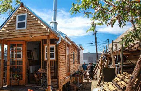 Small Homes Denver Tiny House Denver Spray Foam Insulation Conversion