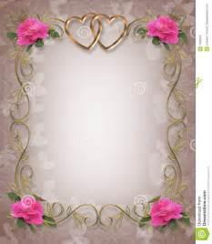 roses roses wedding le cadre photo libre de droits image