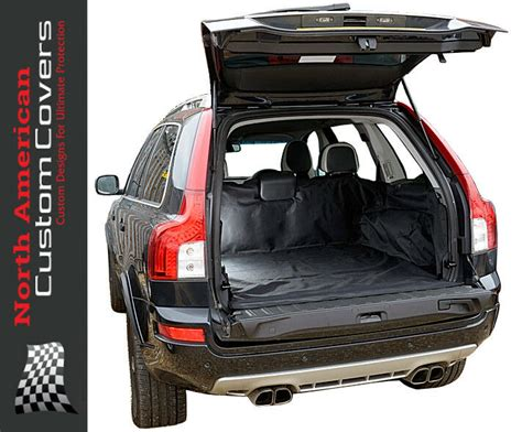 cargo mat for volvo xc90 volvo xc90 cargo liner trunk mat guard tailored