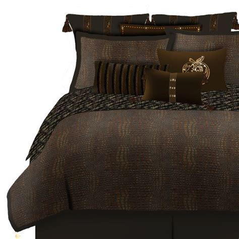 black and gold king comforter set apple bottoms siara king comforter set black and gold