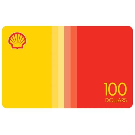 Gift Cards At Shell - shell gift card 100 details