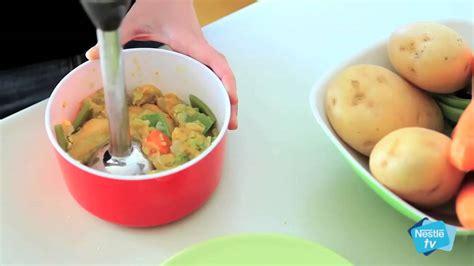 ejemplo de menu  tu bebe de  meses nestle  la alimentacion de tu bebe youtube