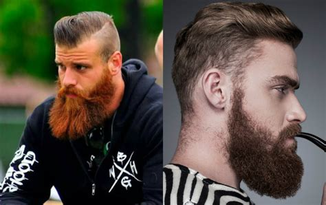 haircuts that go with beards 29 lovely 2017 hairstyles men with beards wodip com