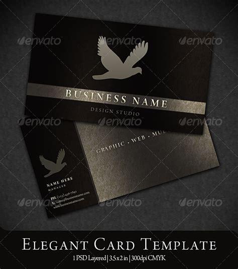 elegant business card graphicriver