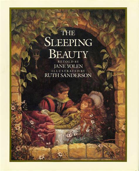 the sleeping books the sleeping ruth sanderson