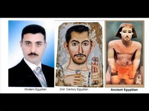 ancient egyptian people modern ancient modern indigenous caucasiod egyptians youtube