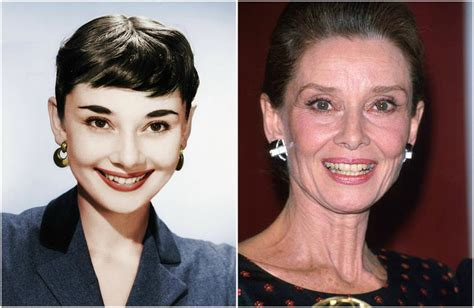 hepburn eye color hepburn s height weight eternally beautiful and slim