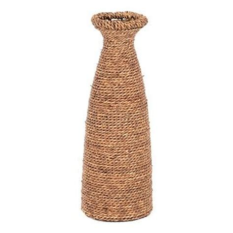 Seagrass Vase by Discover And Save Creative Ideas