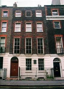 benjamin franklin house museums in charing cross
