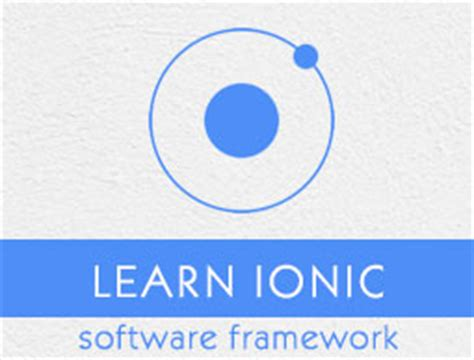 ionic radio tutorial ionic icons